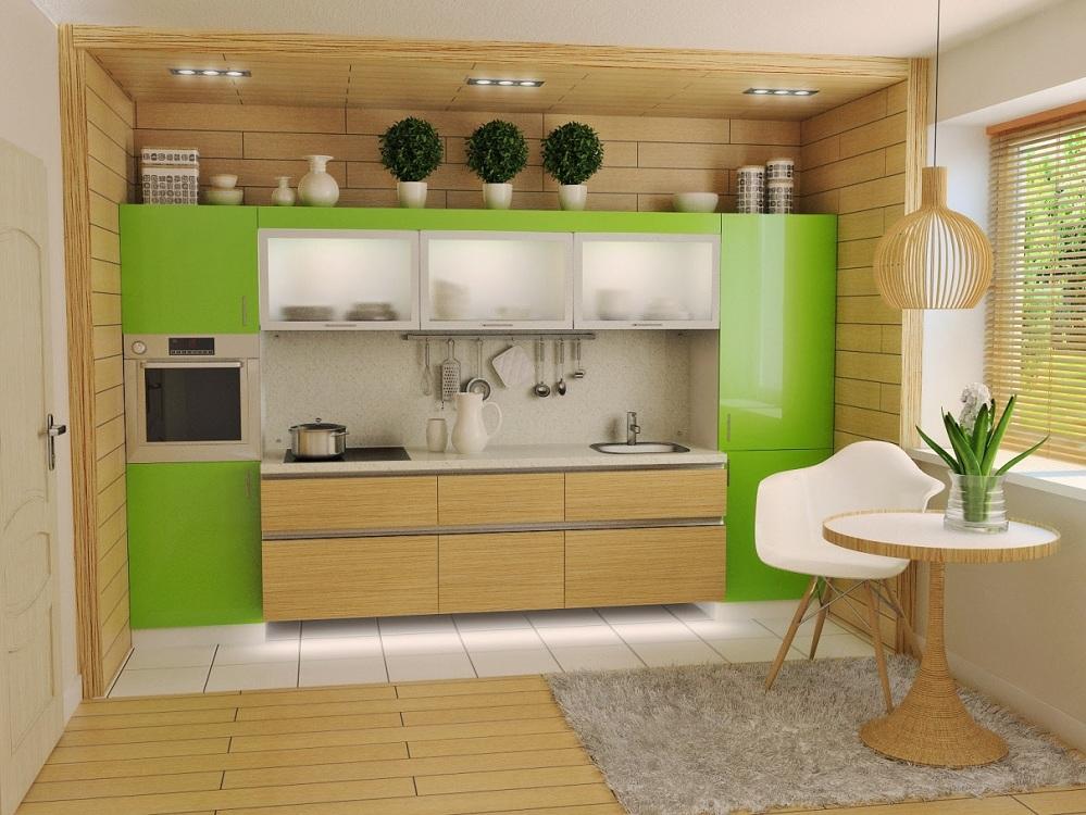 примеры кухонь фото